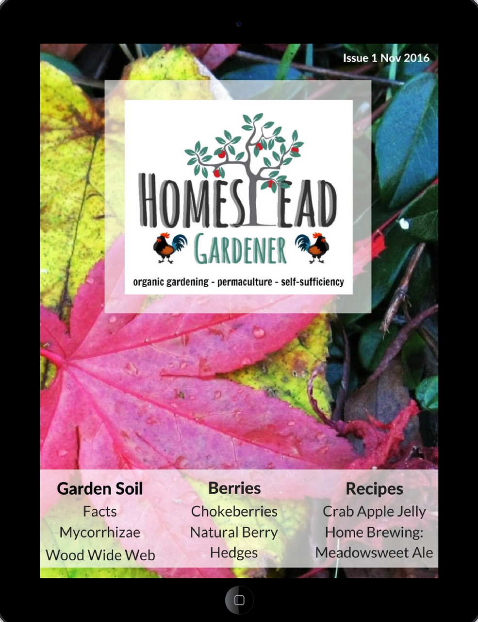 this interactive digital magazine covers organic gardening tips u0026 for gardeners that want more