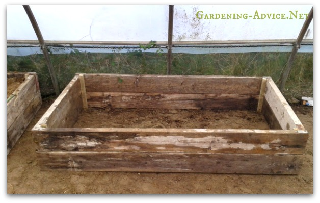 raised garden bed plans easy to build raised bed garden plans 28962