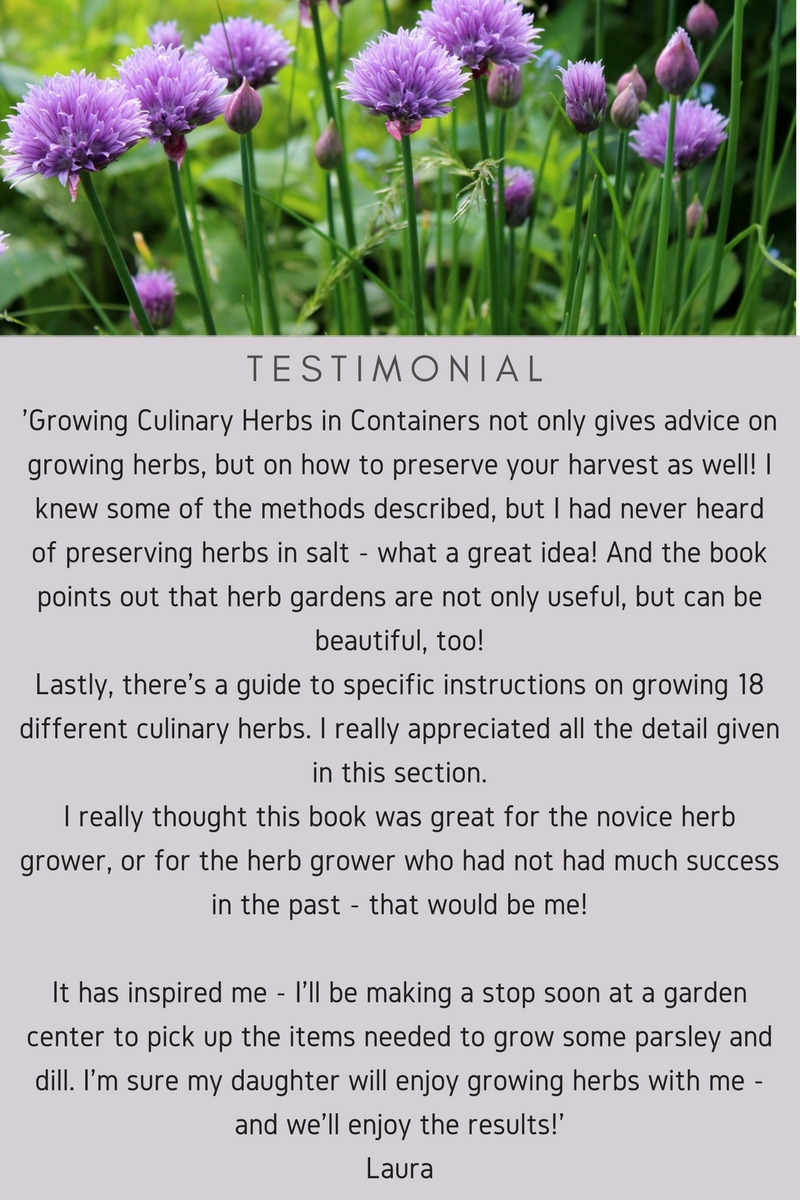 testimonial herb growing ebook